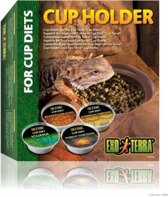 Cup Holder/ Soporte para alimentación Cup Diet Exo Terra