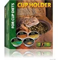 Cup Holder / Support de coupe pour l'aliment Cup Diet Exo Terra