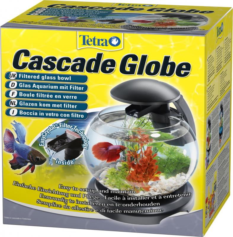 Tetra Cascade Globe noir ou blanc