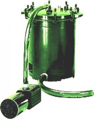 Filtre ext rieur pompe 3465 pour bassin de jardin for Pompe a bassin exterieur