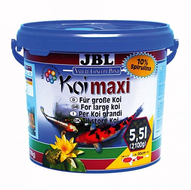 Granul s pour carpe ko maxi aliments poisson bassin for Carpe koi croissance
