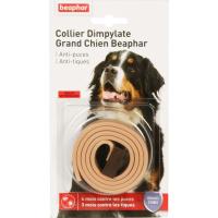 Antiparasitäres Floh- und Zeckenhalsband mit Dimpylat für große Hunde mit Dimpylat