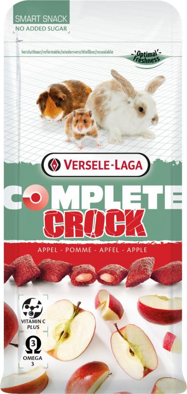 Versele Laga Complete Crock Apple para roedores omnívoros