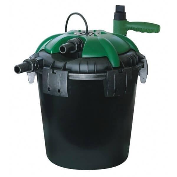 Filtre pour bassin top clear uv filtre bassin for Filtre uv bassin