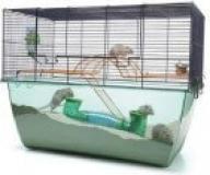 """Bac de rechange pour Cage gerbille/hamster """"habitat XL"""""""