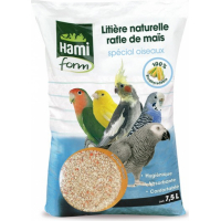 Natural Corn Cob Bird Litter