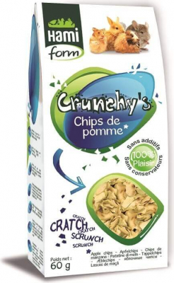 HamiForm Crunchy's Apple Crisps for Rabbits