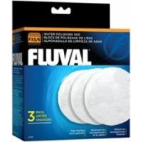Blocs de polissage de l'eau Fluval pour filtre FX5 et FX6 Fluval, paquet de 3