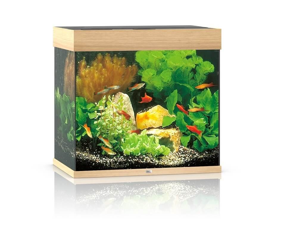 JUWEL Aquarium LIDO 120 LED bois clair_0
