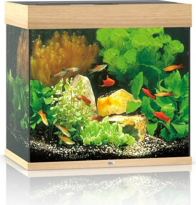 JUWEL Aquarium LIDO 120 LED bois clair