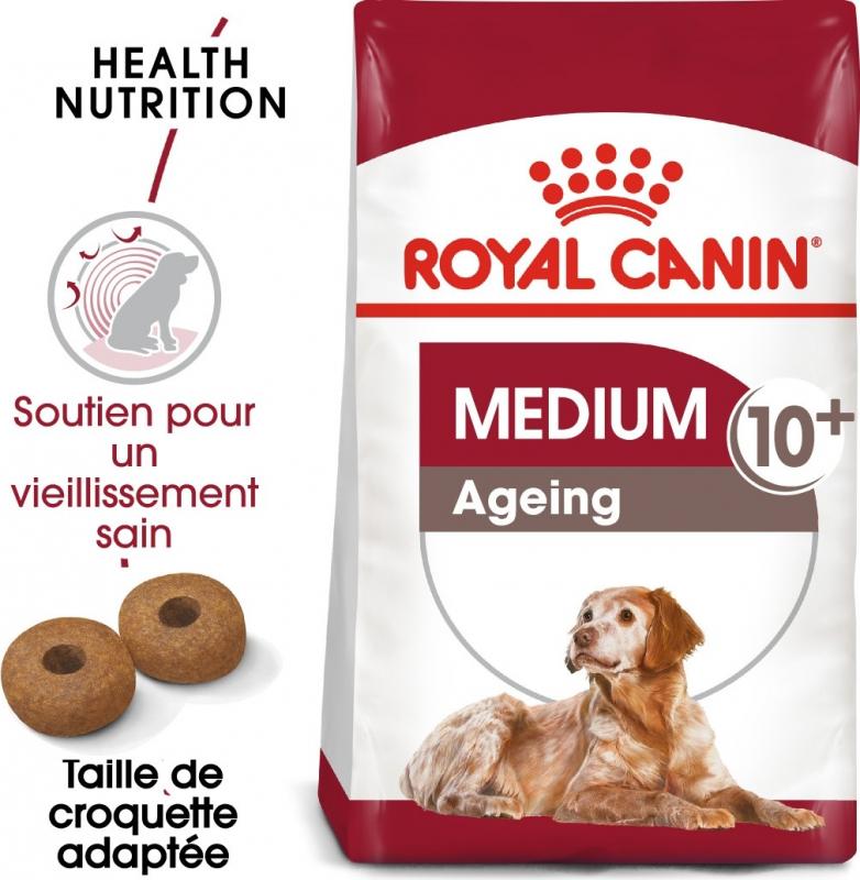 Royal Canin Medium Adult Ageing 10 ans et plus