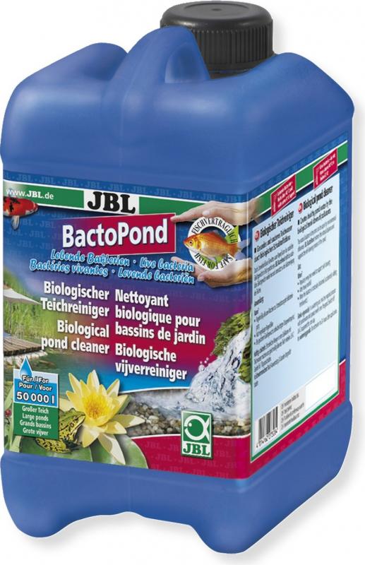 JBL BactoPond Auto-depuradora de estanque