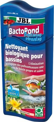 BactoPond - Fördert die biologische Selbstreinigung durch hochaktive Reinigungsbakterien - 250ml
