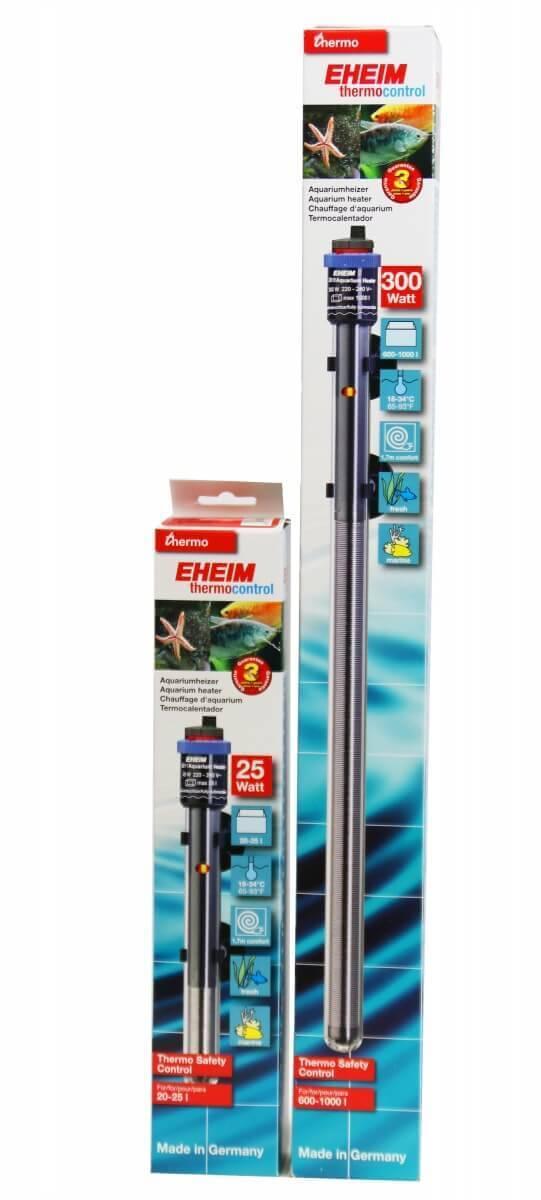 Thermo control eheim chauffage aquarium haut de gamme - Thermo speed chauffage avis ...