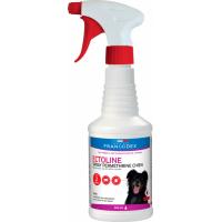 Francodex Ectoline Spray Perméthrine Chien - Anti-puces et tiques - Actif deux mois