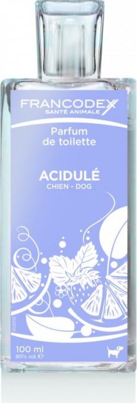 Francodex Parfum de toilette pour chien 100ml - Parfum Acidulé