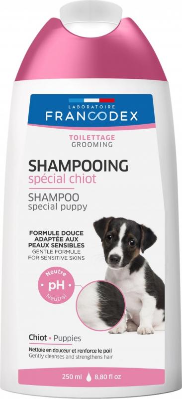 Francodex Shampoing Spécial Chiot 1L & 250ml