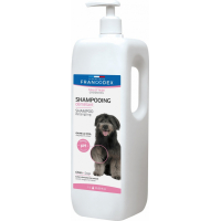 Francodex Shampooing Démêlant 2en1 pour chiens
