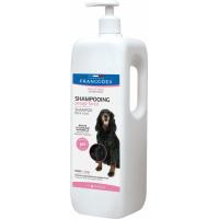 Francodex Shampoing Pelage Noir pour chiens 1L & 250ml