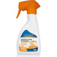 Francodex Spray Destructeur d'odeurs - Environnement rongeurs, lapins, furets