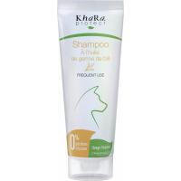 Khara Shampoing Usage fréquent à l'huile de germe de blé