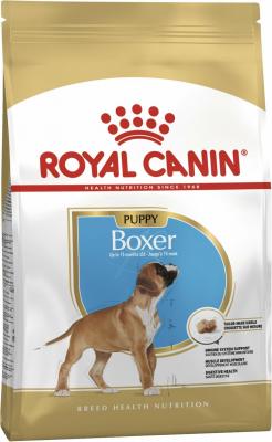 Royal Canin Breed Boxer junior