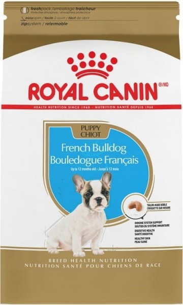 Royal Canin Breed Bouledogue Français Junior