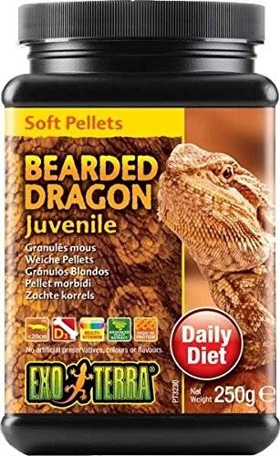 Exo Terra Soft Pellets Bearded Dragon Adult