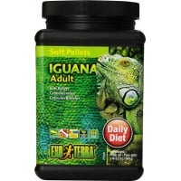 Exo Terra Soft Pellets Adult Iguana