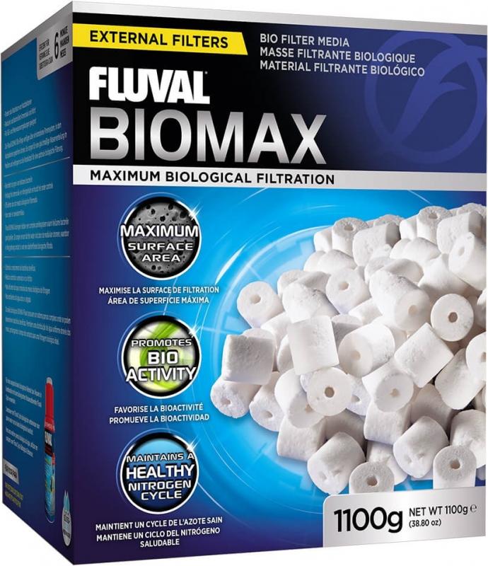 Fluval Biomax Filtration biologique