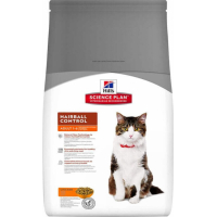 HILL'S Science Plan Hairball Control pour chat adulte