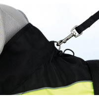 Manteau Safety Noir/Jaune