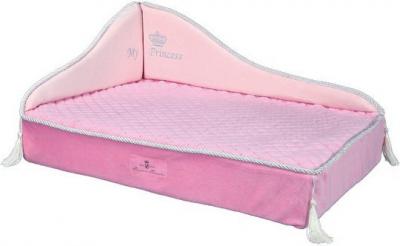 My Princess Sofa 60 × 29 × 45 cm, rosa