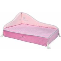 My Princess Sofa pour chien 60 × 29 × 45 cm, rose