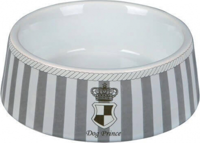 Dog Prince Ceramic Bowl