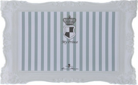 My Prince Set de table rose ou gris