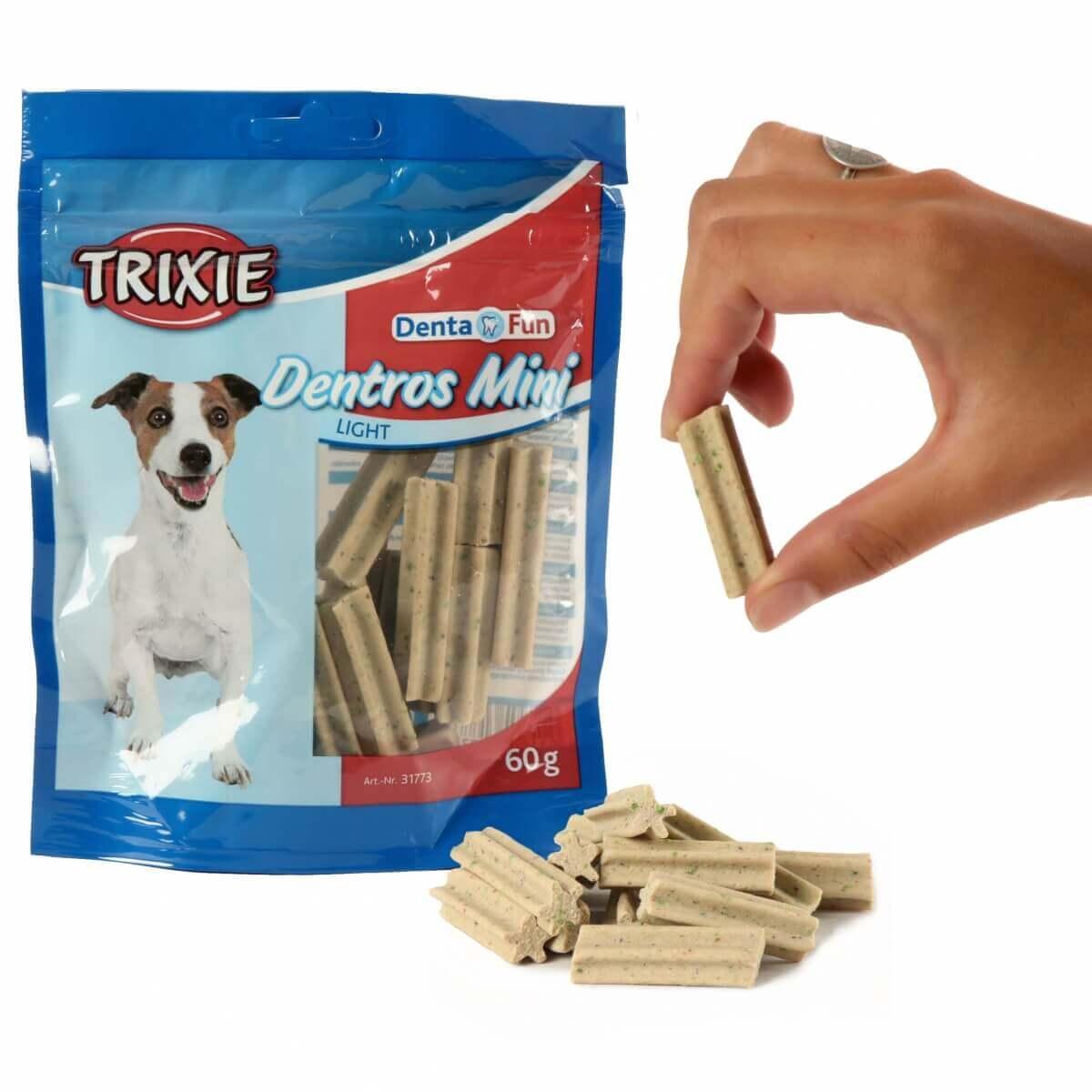 Friandises pour chien Denta Fun Dentros Mini - Friandises