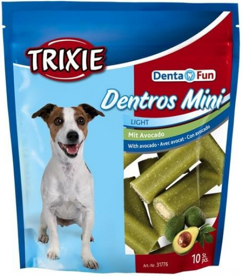 Denta Fun Dentros Mini avec avocat, 10 Pcs / 140 g