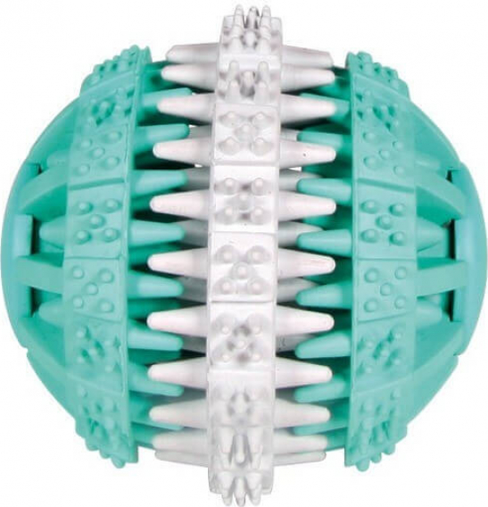 Denta Fun Ball Mintfresh, caoutchouc naturel