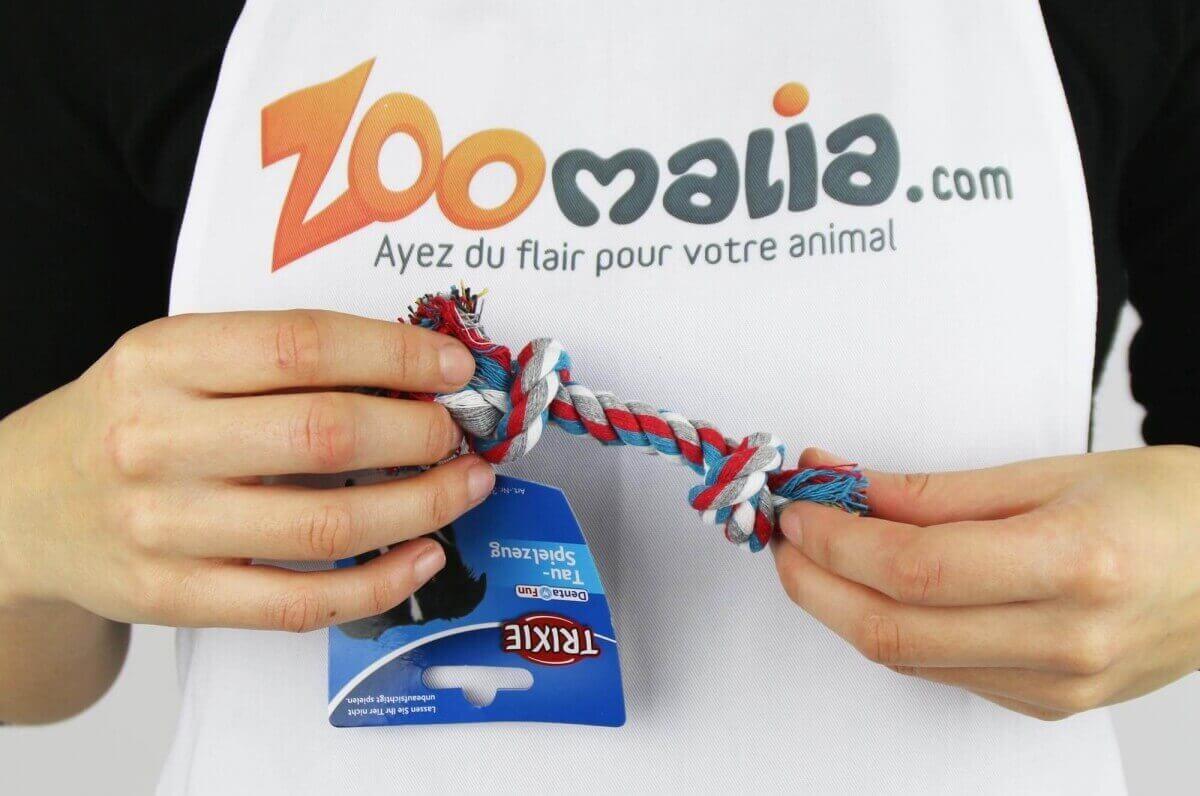 Denta Fun Corde de jeu pour chien_1