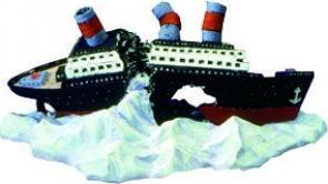 Titanic aération