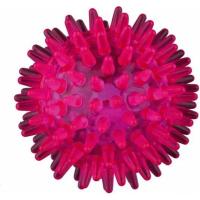 Flashing balle hérisson pour chien, caoutchouc thermoplastique, flottante , ø 5 cm