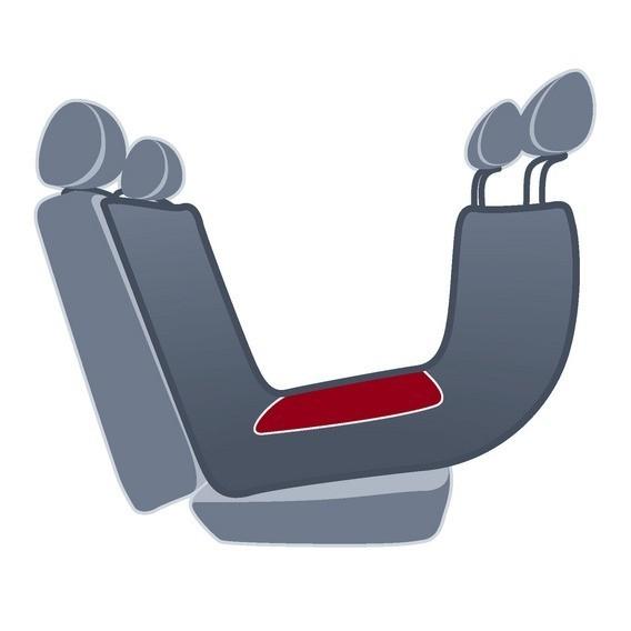 prot ge si ge de voiture chauffant accessoires voiture. Black Bedroom Furniture Sets. Home Design Ideas