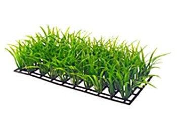 Plant mat 3 plante artificielle pour aquarium plantes for Mini fausse plante
