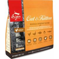 ORIJEN Cat & Kitten Sans Céréales pour chat et chaton