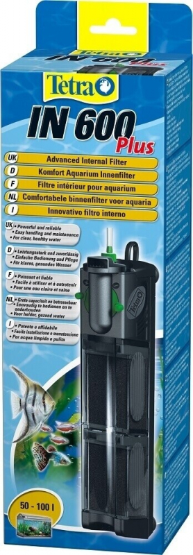 Filtre interne Tetra IN PLUS - Pour aquarium de 30 à 300 L