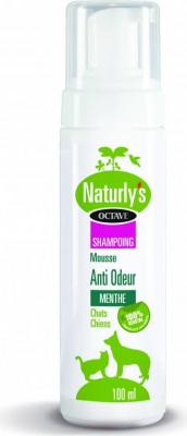 Schaum Anti Geruch 100ml Minze - neutralisiert effektiv Gerüche
