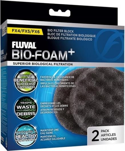 Fluval Masse filtrante Bio-Foam pour filtres FX4, FX5 et FX6