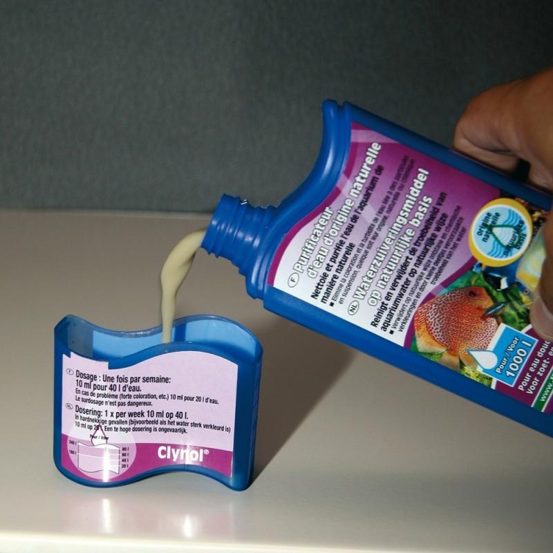 JBL Clynol Purificateur pour eau douce