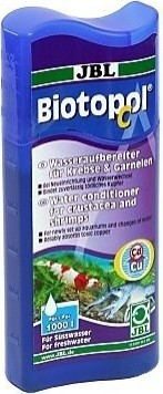 JBL Biotopol C Water conditioner for crustacea and shrimp